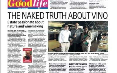 Sowetan GoodLife Food & Drinks – Len Maseko