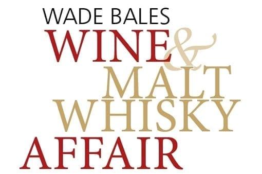 WADE BALES WINE & MALT WHISKY AFFAIR 2015