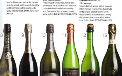 Decanter – Top 25 New World Sparkling Wines
