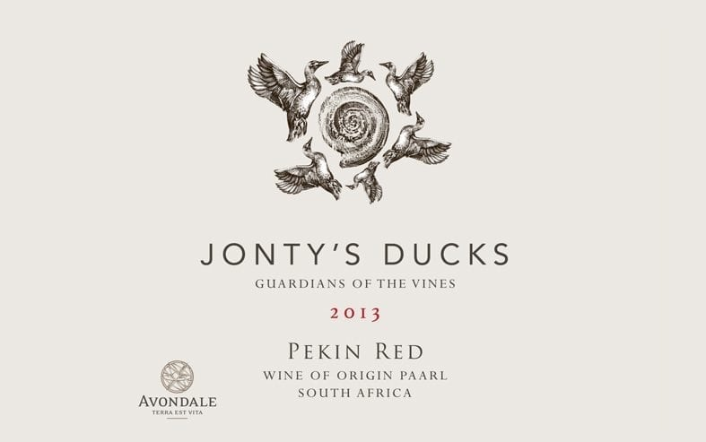 Jonty's Duck Pekin Red gets selected by Sweden's Systembolaget