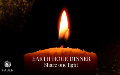 Earth Hour Dinner – 30 March 2019
