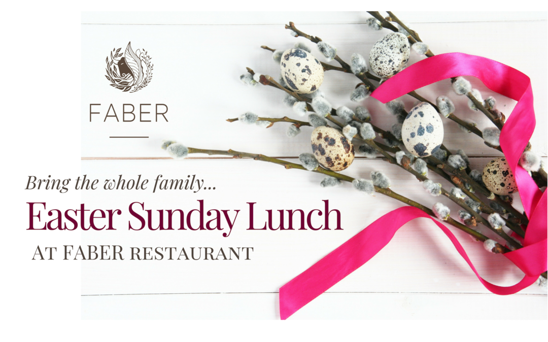 Easter Sunday Family Lunch – 21 April 2019