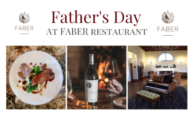 Father's Day Lunch – 16 June 2019