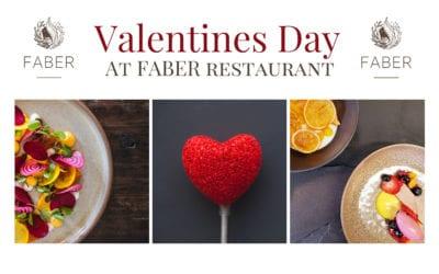 Valentine's Day Dinner – 14 February 2019