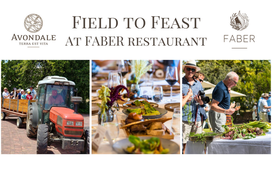Field to Feast Luncheon – 20 October 2019