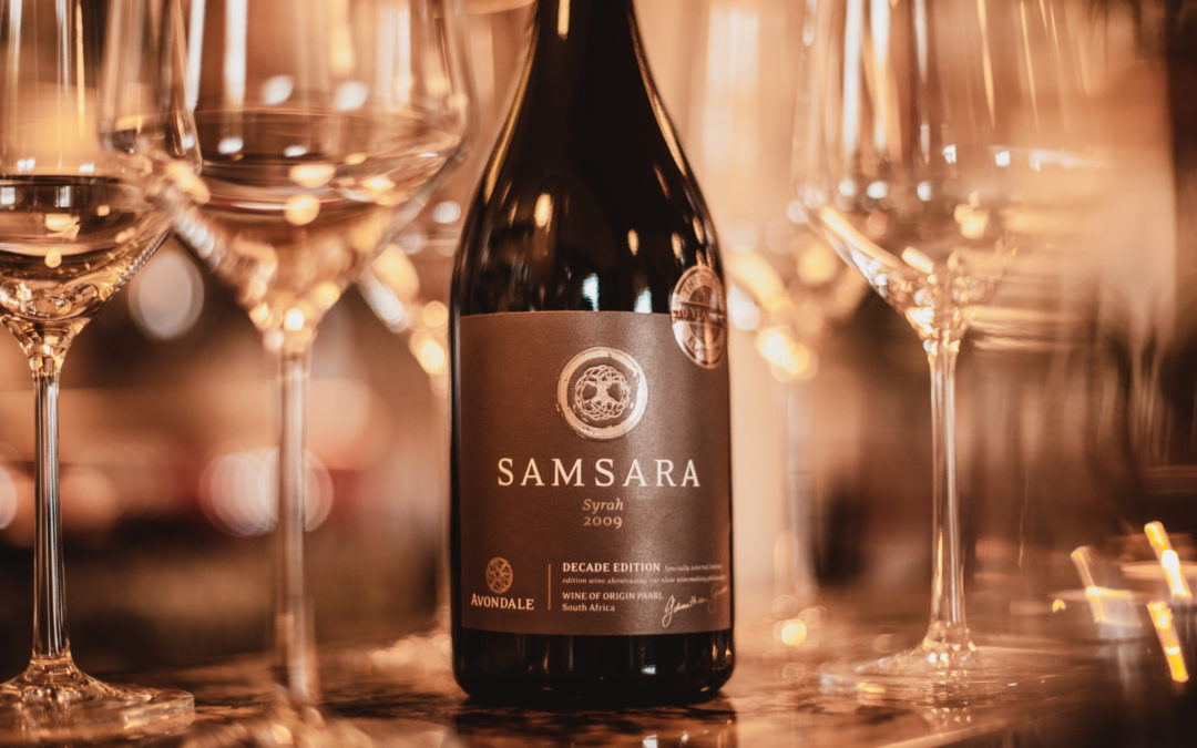 Release of New 'Decade Edition' Showcases Maturation Potential of Samsara Syrah