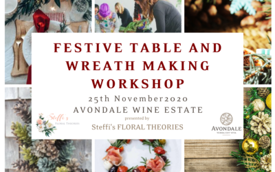 Festive Table and Wreath Making Workshop
